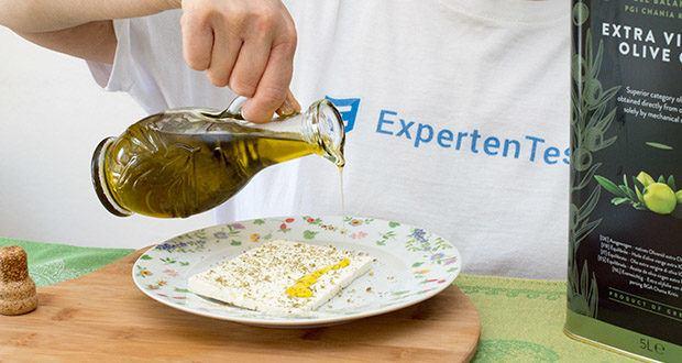 Happy Belly Select Natives Olivenöl extra im Test - mit mittlerer Fruchtigkeit
