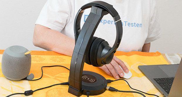 EasyAcc Kopfhörerhalter Headset Halterung im Test - besonders für PC-Gamer und Mac-Anwender entwickelt