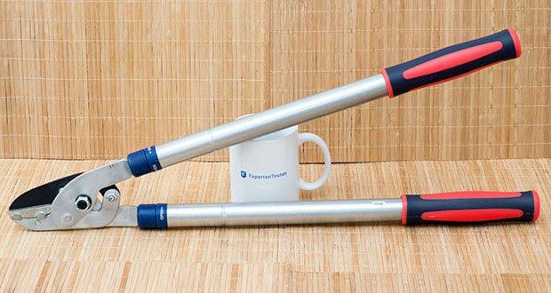 Spear & Jackson Razorsharp Teleskop-Amboss-Astschere im Test - Aktive Amboss-Astschere aus Stahl