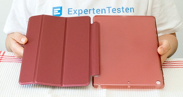 EasyAcc Hülle für iPad 5/6 im Test - ultra-schlanke und leichte Hard-Back-Design fügt minimale Masse hinzu, während bietet Ihrem Gerät großen Schutz