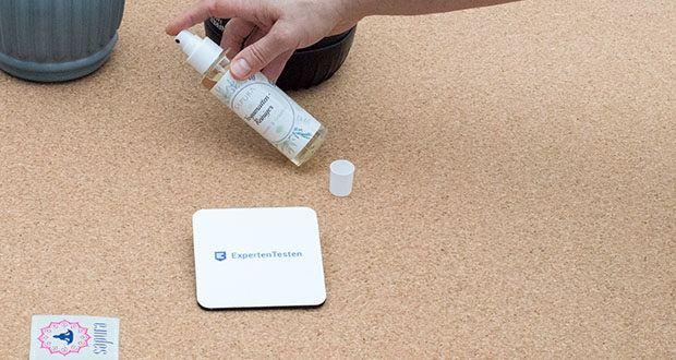 SAPURA Yogamatten Reiniger Bio im Test - verleihst Du Deiner Yogamatten einen besonderen Glanz und einen leichten Frischeduft nach Grapefruit und Lavendel