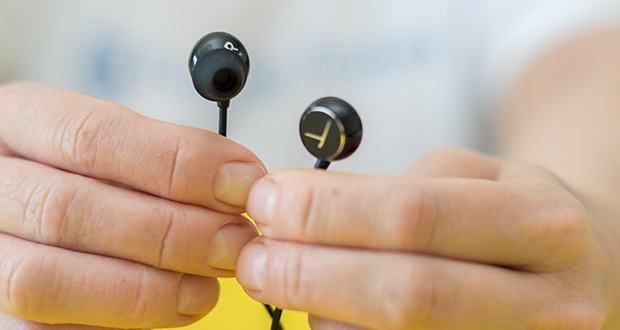 Beyerdynamic SOUL BYRD Kabelgebundener In-Ear im Test - bei beyerdynamic BYRD-Serie haben sich Designer und Experten für das menschliche Ohr eng abgestimmt