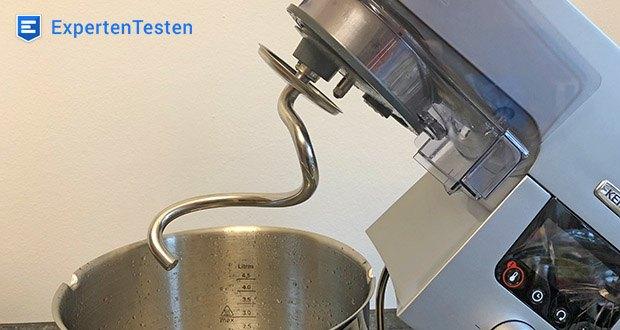 Kenwood Cooking Chef Gourmet KCC9060S Küchenmaschine im Test - Schüsselkapazität 6,7 l, Kochkapazität 3 l (bis zu 10 Prs.)