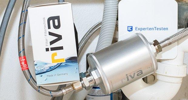 rivaALVA Life Bio Trinkwasserfilter Set im Test - frei von Chemie, Chlor, Schwermetallen, Farbstoffen, Bakterien und Keimen