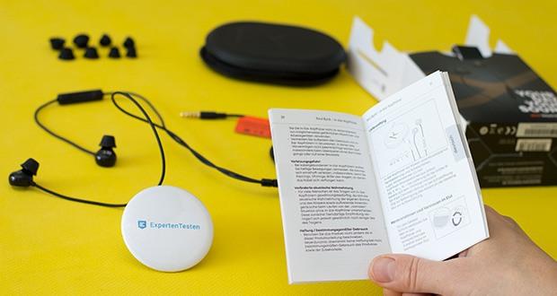 Beyerdynamic SOUL BYRD Kabelgebundener In-Ear im Test - Ãœbertragungsbereich: 10 - 25.000 Hz