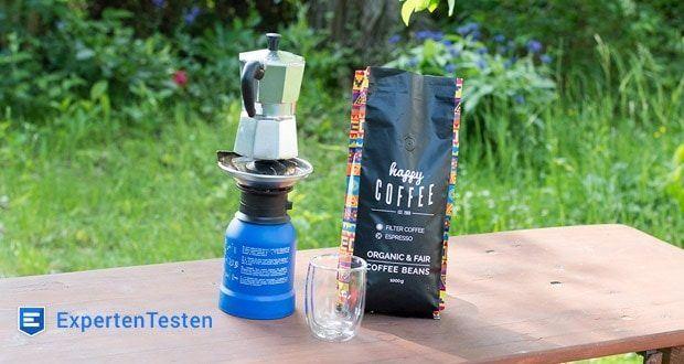 Happy Coffee CHIAPAS Bio Espressobohnen - erleben Sie das bekömmlich milde Aroma von HAPPY COFFEE Espresso Bohnen