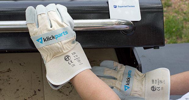 Klickparts Schutzhandschuhe Basic Größe 10 im Test