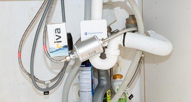 rivaALVA Life Bio Trinkwasserfilter Set im Test - durch die besonders hochwirksame natürlich-biologische Filterkomposition trinken Sie gereinigtes, nährstoffreiches Wasser