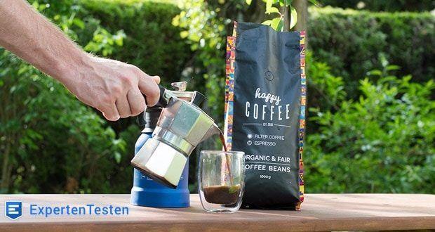 Happy Coffee CHIAPAS Bio Espressobohnen im Test