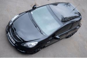 Der ACS und der Kleinwagen im Test und Vergleich