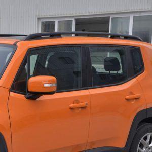 Ausstattung vom Jeep Renegade im Test und Vergleich