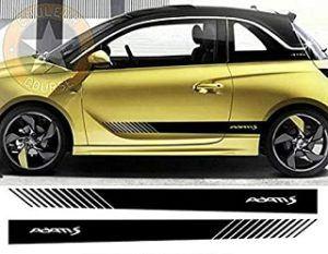 Die Austattung für Opel Adam Test und Vergleich