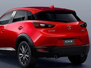 Die genaue Funktionsweise von einem Mazda CX3 im Test und Vergleich?