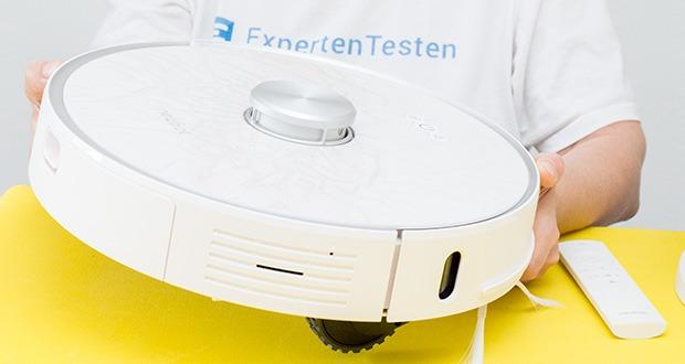 Neabot NoMo Staubsaugerroboter im Test - Akku-Kapazität von 5200mAh