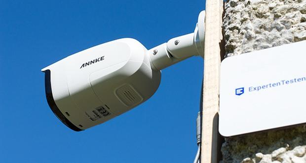 Annke CCTV Ãœberwachungskamera BR200 im Test - 1080p Vollfarbbilder Tag & Nacht