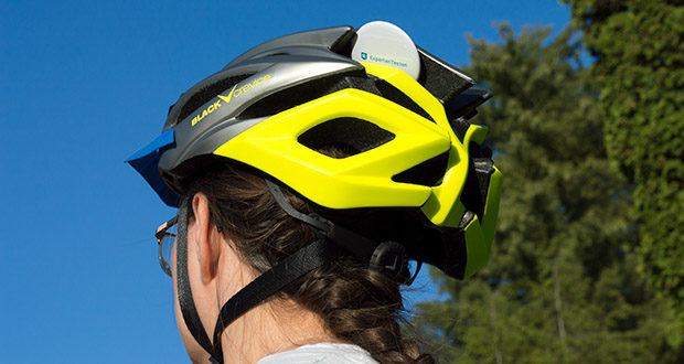 Blackcrevice Fahrrad- & Mountainbike Helm im Test - die Passform lässt sich mittel RFT-Micro Verstellstystem am Hinterkopf einfach und bequem mit einer Hand einstellen