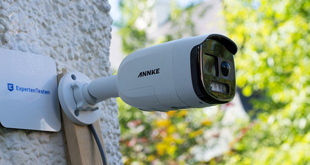 Annke CCTV Ãœberwachungskamera BR200 im Test - IP67 Wetterfest