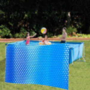 Beste Hersteller aus einem Solarfolie Pool Test