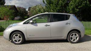 Welche Nissan Leaf Modelle gibt es in einem Testvergleich?