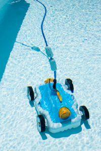 Pool Bodensauger - Die Handhabung im Test