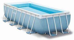 Folgende Eigenschaften sind in einem Pool rechteckig Test wichtig