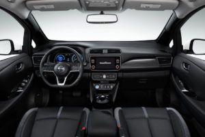 Test von Nissan Leaf 30 kWh Acenta im Vergleich