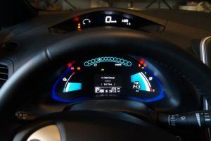 Nissan Leaf 24 kWh Acenta mit Batterie