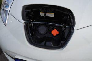 Vergleich 3: Nissan Leaf 30 kWh Visia mit Batterie