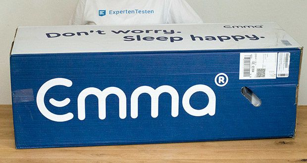 Emma One Matratze 140x200 im Test - eine Garantie von 10 Jahren auf Matratzenkern und Haltbarkeit