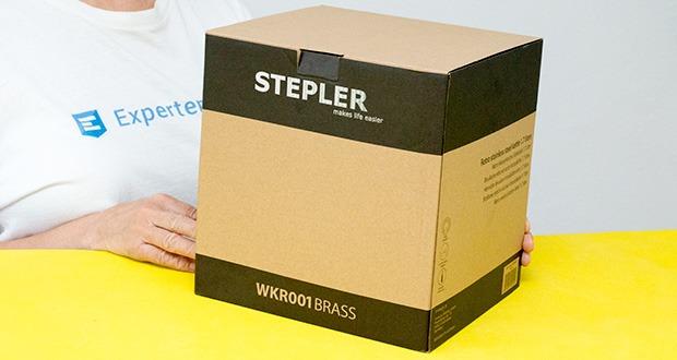 STEPLER Retro-Design Wasserkocher im Test - Bärenstarke 2.200 Watt
