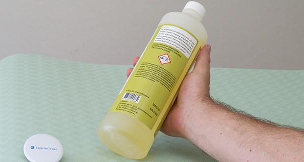 ECO-Clean by LcM Allzweckreiniger 1000 ml im Test - biologisch abbaubar