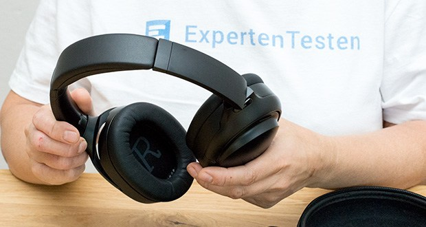 Mu6 Space 2 Bluetooth Kopfhörer im Test - Rauschunterdrückung: Aktive Rauschunterdrückung mit Composite Feedback
