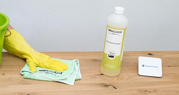 ECO-Clean by LcM Allzweckreiniger 1000 ml im Test - mit Bonus Microfastertuch