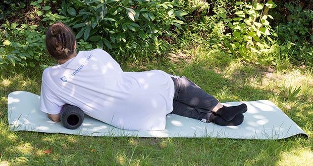 Heavenly Yogamatte Gymnastikmatte im Test - jede Benutzung wird für Dich zu einem himmlischen Erlebnis!