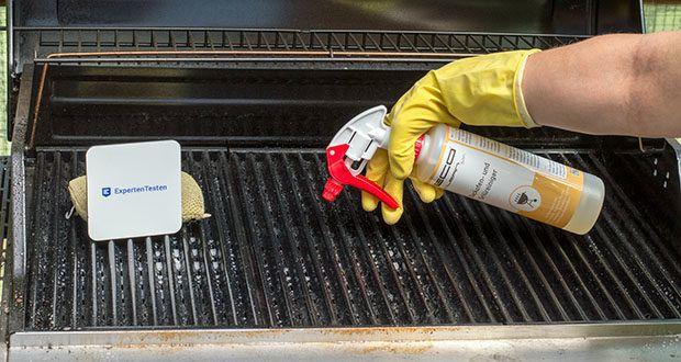 ECO clean by LcM® Backofen- und Grillreiniger 500ml im Test - entfernt Mühelos hartnäckigste Verkrustungen