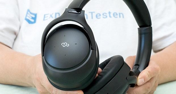 Mu6 Space 2 Bluetooth Kopfhörer im Test - Treiber: Dynamisch 40mm, Impedanz: 32Ω, Empfindlichkeit: 100dB±3dB/mW