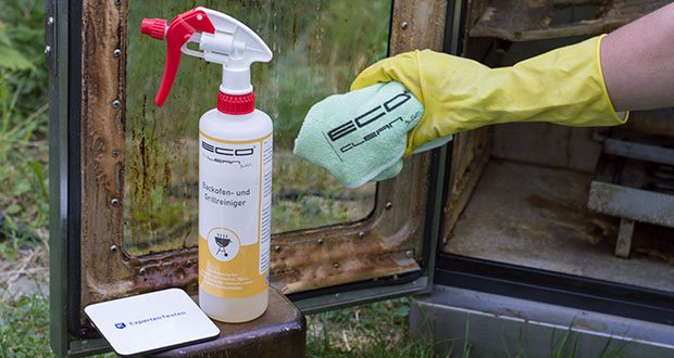 ECO clean by LcM® Backofen- und Grillreiniger 500ml im Test - so ersparen Sie sich nicht nur Zeit und Kraft, sonder schonen Ihre Kochinstrumente und verlängern somit Ihre Lebensdauer