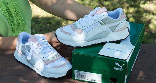 PUMA RS 2.0 Futura Sneaker im Test - Obermaterial aus Stoff, Overlays aus Leder