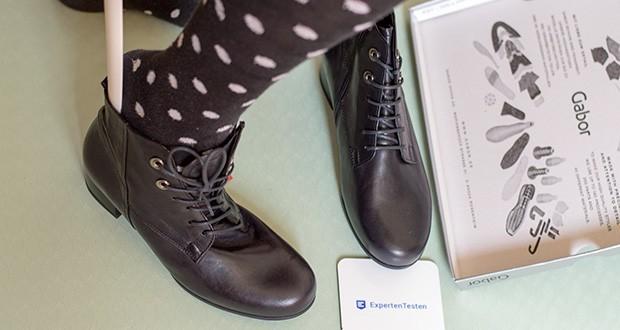 Gabor Damen Comfort Basic Stiefeletten im Test - optimale Passform