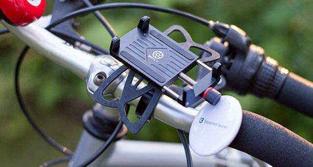Pro Mount 360 Fahrrad Handyhalterung im Test - 360° Kugelhalterung für maximale Einstellmöglichkeiten