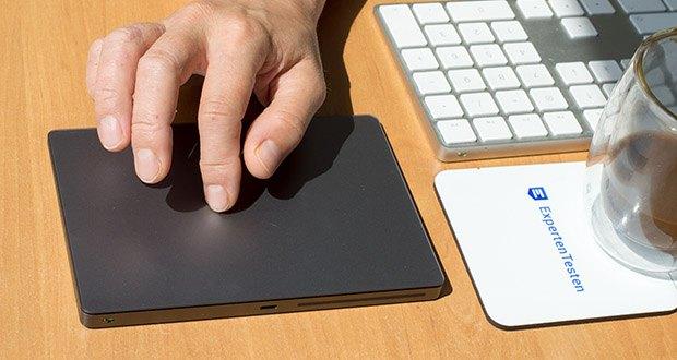Apple Magic Trackpad 2 im Test - kommt mit einer integrierten Batterie