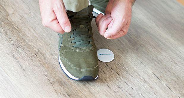 PUMA ST Runner V2 SD Sneaker im Test - Verschluss: Schnürsenkel