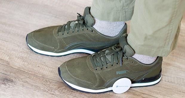 PUMA ST Runner V2 SD Sneaker im Test - sehr gute Verarbeitung