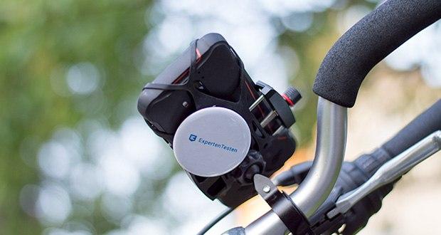 Pro Mount 360 Fahrrad Handyhalterung im Test - hergestellt für extremste Bedingungen (Offroad, Bergabfahrten, Autobahn)