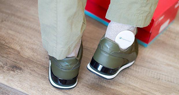 PUMA ST Runner V2 SD Sneaker im Test - das zeitlose und legendäre Design des st Runner bleibt immer angesagt