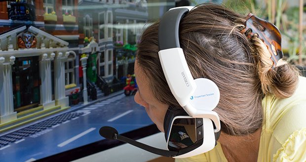 Corsair Void Elite RGB Gaming Headset im Test - schaffen Sie am PC ein packendes Mehrkanal-Audio-Erlebnis, das Sie mitten ins Spielgeschehen versetzt