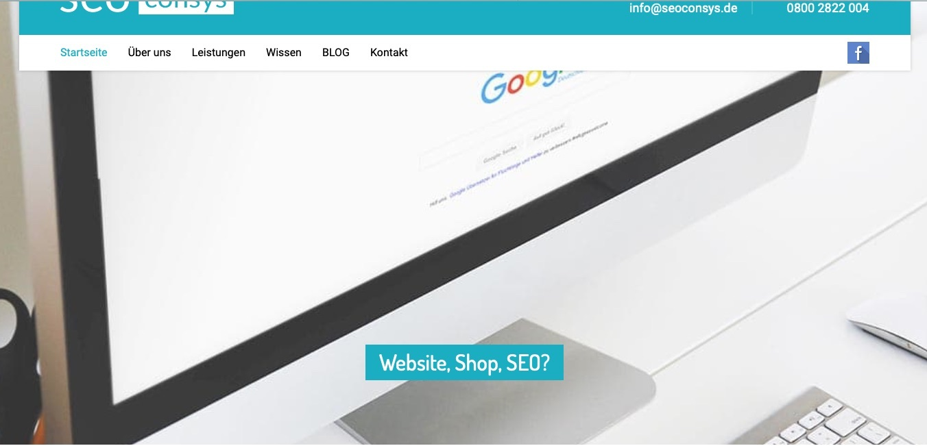 Website Seoconsys