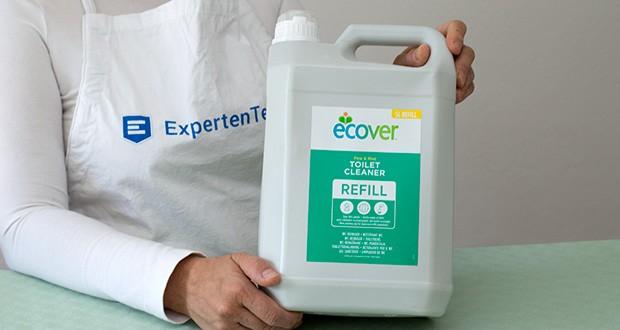 Ecover Ökologischer WC-Reiniger Tannenduft im Test - 3 in 1: reinigt, entkalkt und sorgt für frischen Duft
