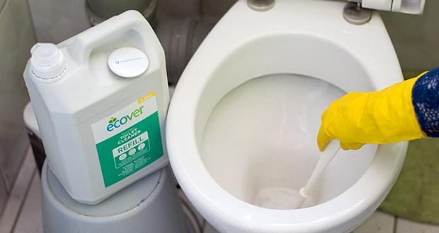 Ecover Ökologischer WC-Reiniger Tannenduft im Test - optimale biologische Abbaubarkeit
