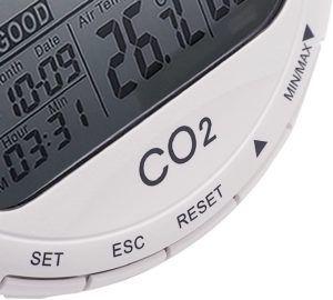 CO2 Melder Test und Vergleich